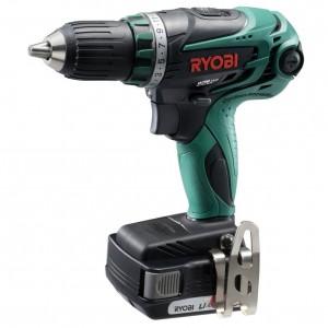 RYOBI 充電式ドライバドリル BDM-1410